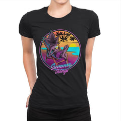 Summer Things - Womens Premium - T-Shirts - RIPT Apparel