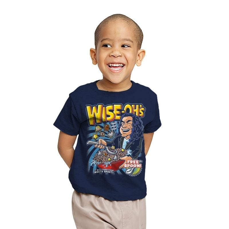 Wise-Oh's - Youth - T-Shirts - RIPT Apparel