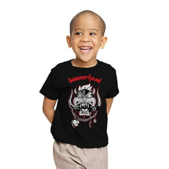 Bowserhead - Youth - T-Shirts - RIPT Apparel