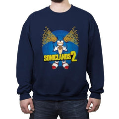 Soniclands 2 - Crew Neck Sweatshirt - Crew Neck Sweatshirt - RIPT Apparel