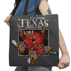 The Chainsaw Texas Massacre Exclusive - Tote Bag - Tote Bag - RIPT Apparel