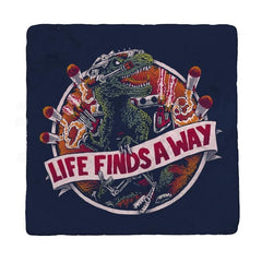 Life Finds A Way Exclusive - Coasters - Coasters - RIPT Apparel