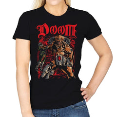 Don't Talk to Demons - Womens - T-Shirts - RIPT Apparel