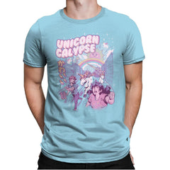 Unicorn Calypse - Mens Premium - T-Shirts - RIPT Apparel