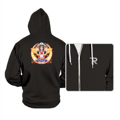 Wonder Moon  - Hoodies - Hoodies - RIPT Apparel