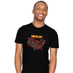 Americade - Mens - T-Shirts - RIPT Apparel