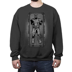 Freezing Process - Crew Neck Sweatshirt - Crew Neck Sweatshirt - RIPT Apparel