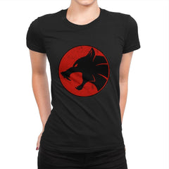 Thunderwolves - Womens Premium - T-Shirts - RIPT Apparel