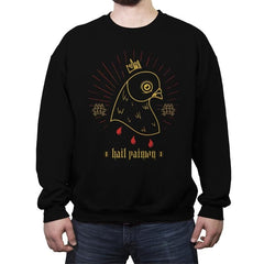 Hail Paimon - Crew Neck Sweatshirt - Crew Neck Sweatshirt - RIPT Apparel