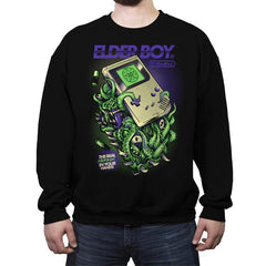 Elder Boy - Crew Neck Sweatshirt - Crew Neck Sweatshirt - RIPT Apparel