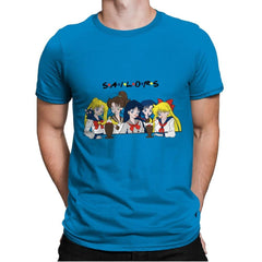 Sailor Pals - Mens Premium - T-Shirts - RIPT Apparel