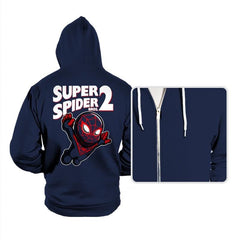 Super Spider Bros 2 - Hoodies - Hoodies - RIPT Apparel