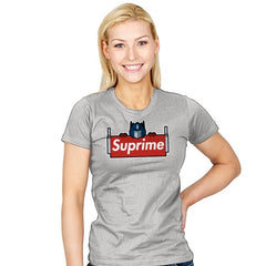SUPRIME - Womens - T-Shirts - RIPT Apparel