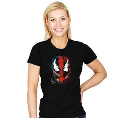 Daft Spider Exclusive - Womens - T-Shirts - RIPT Apparel