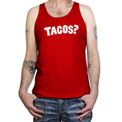 Tacos Anyone? - Tanktop - Tanktop - RIPT Apparel