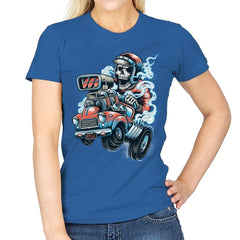 Ride or Die - Womens - T-Shirts - RIPT Apparel