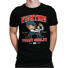 Fighting Shelby - Mens Premium - T-Shirts - RIPT Apparel