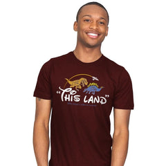This(ney)land - Mens - T-Shirts - RIPT Apparel