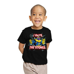 I have the Stones - Youth - T-Shirts - RIPT Apparel