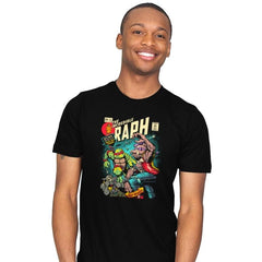 The Incredible Raph  - Mens - T-Shirts - RIPT Apparel