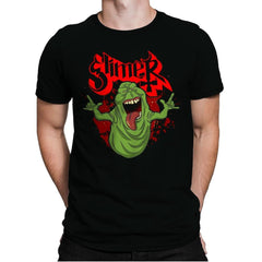 Slimy Ghost - Mens Premium - T-Shirts - RIPT Apparel