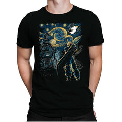 Starry Remake - Mens Premium - T-Shirts - RIPT Apparel