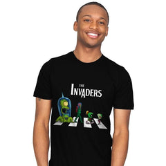 The Invaders - Mens - T-Shirts - RIPT Apparel