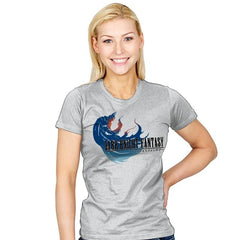 Knight Fantasy - Womens - T-Shirts - RIPT Apparel