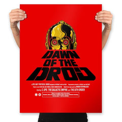 Dawn Of The Droid - Anytime - Prints - Posters - RIPT Apparel