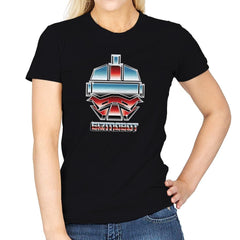 Gizmobot - Womens - T-Shirts - RIPT Apparel