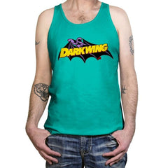 Darkwing Bat - Tanktop - Tanktop - RIPT Apparel