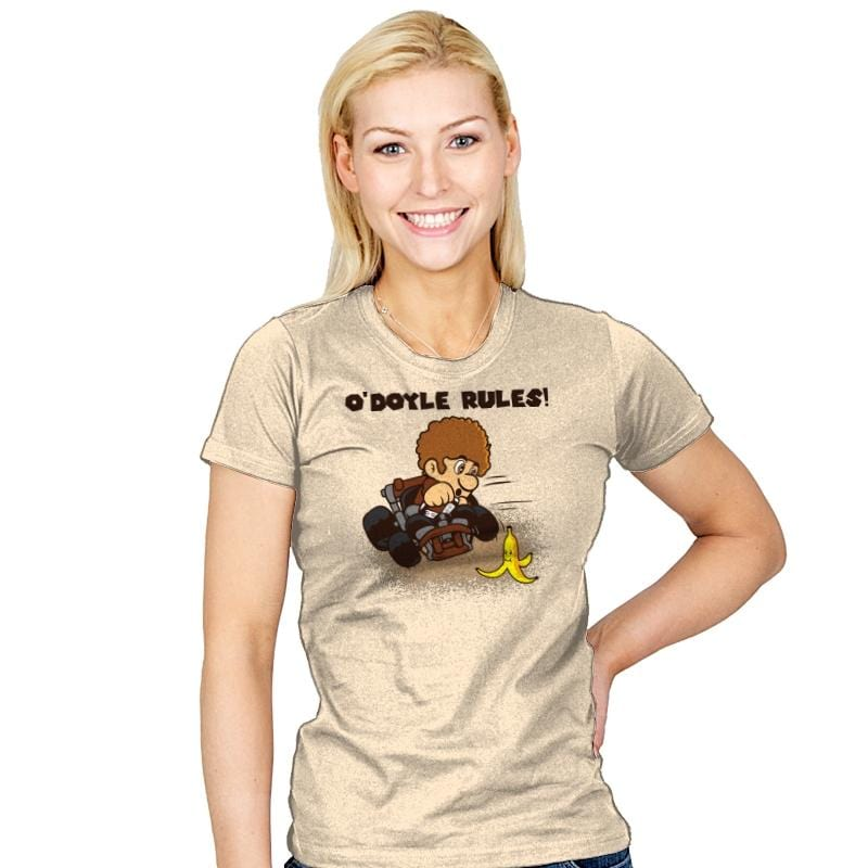 O'Doyle Rules! - Womens - T-Shirts - RIPT Apparel