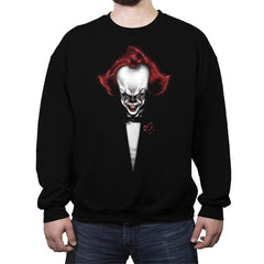 The Clown Father - Crew Neck Sweatshirt - Crew Neck Sweatshirt - RIPT Apparel