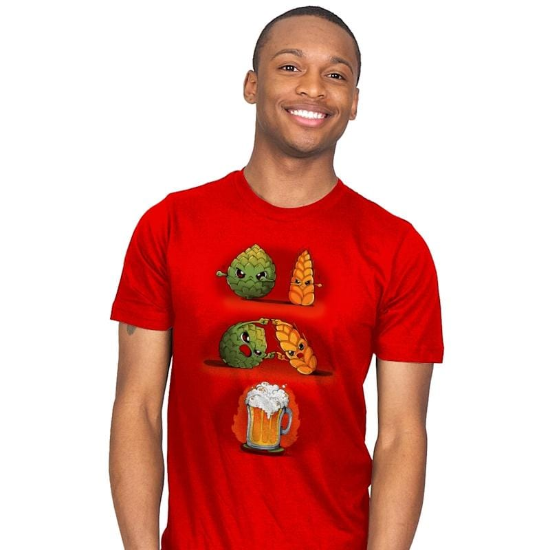 Beer Fusion - Best Seller - Mens - T-Shirts - RIPT Apparel