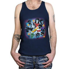 Power Squad - Tanktop - Tanktop - RIPT Apparel