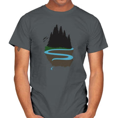 Cliffside Paradise Exclusive - Mens - T-Shirts - RIPT Apparel