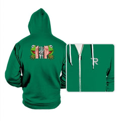 Inside the Frog - Hoodies - Hoodies - RIPT Apparel