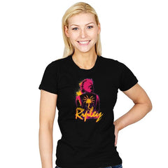 Real Hero - Graffitees - Womens - T-Shirts - RIPT Apparel