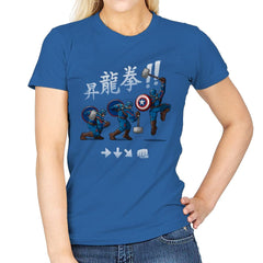 Cap Shoryuken - Anytime - Womens - T-Shirts - RIPT Apparel