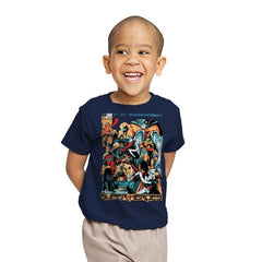 H.B. SUPER HEROES - Youth - T-Shirts - RIPT Apparel