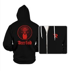 Deer God - Hoodies - Hoodies - RIPT Apparel