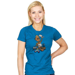 Galaxy Toys Exclusive - Womens - T-Shirts - RIPT Apparel