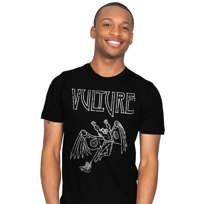 The Fall of Vulture - Mens - T-Shirts - RIPT Apparel