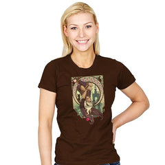 Gravity Poetry - Womens - T-Shirts - RIPT Apparel