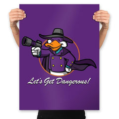 Vault Duck - Prints - Posters - RIPT Apparel