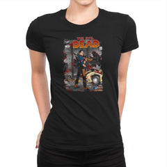 The Evil Dead - Issue 1 Exclusive - Womens Premium - T-Shirts - RIPT Apparel