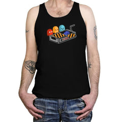 Ghost Busted - Gamer Paradise - Tanktop - Tanktop - RIPT Apparel