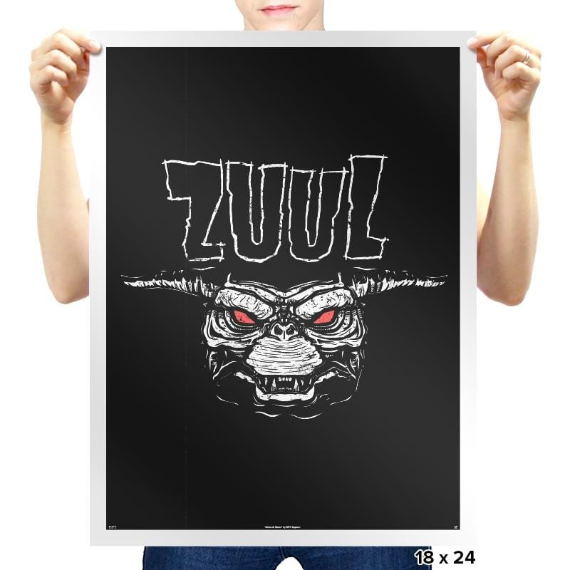 Zuulzig - Prints - Posters - RIPT Apparel
