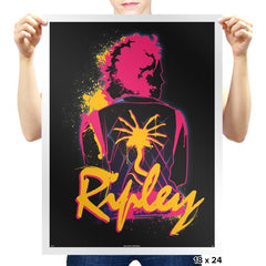 Real Hero - Graffitees - Prints - Posters - RIPT Apparel