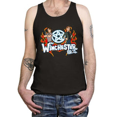 The Winchester Bros - Tanktop - Tanktop - RIPT Apparel